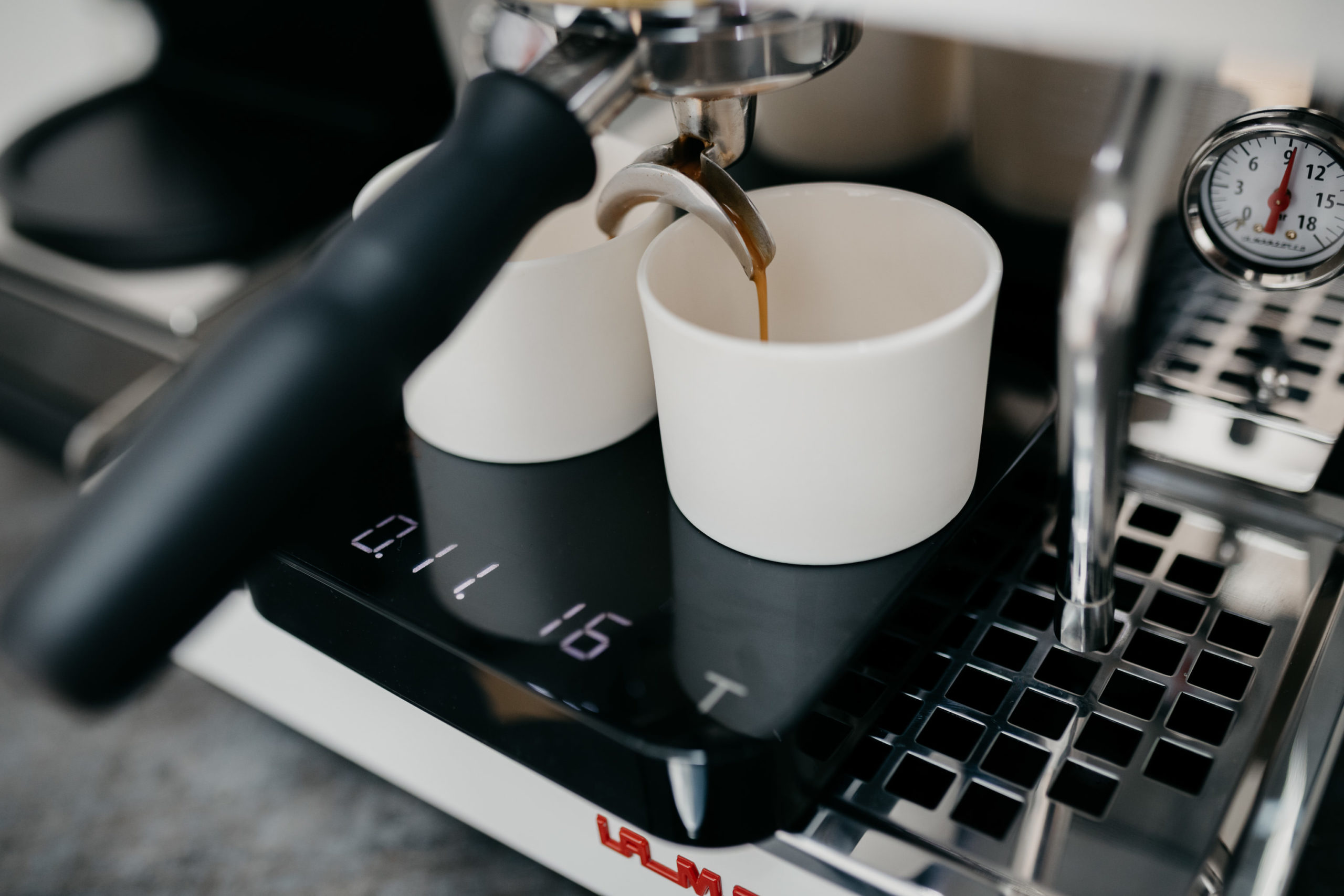 Zubereitung Espresso